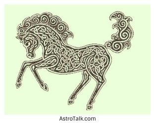 Celtic Pony