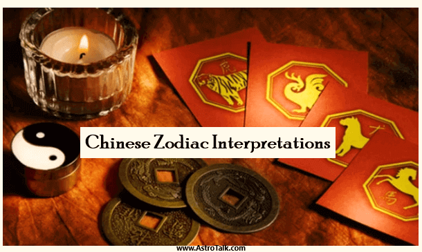 chinese zodiac Interpretation