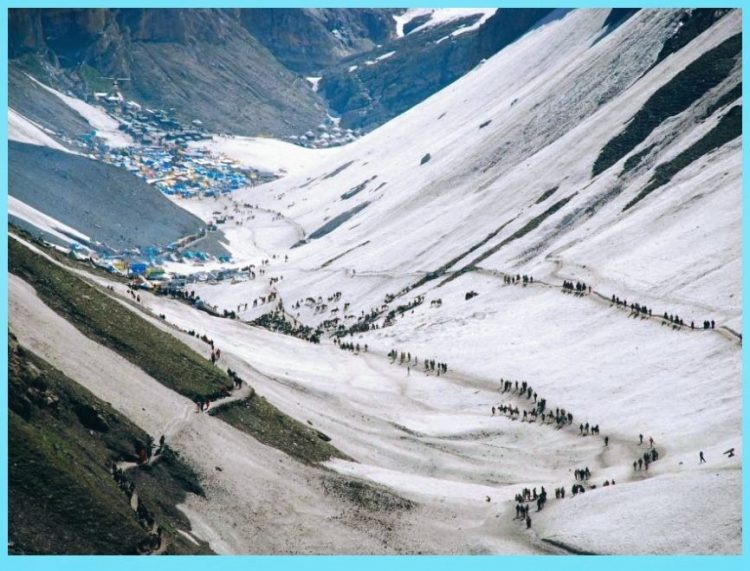 Amarnath Yatra: An Opulent Voyage to Shrine of Shiva