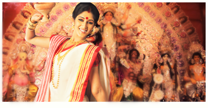 Durga Puja across the Country