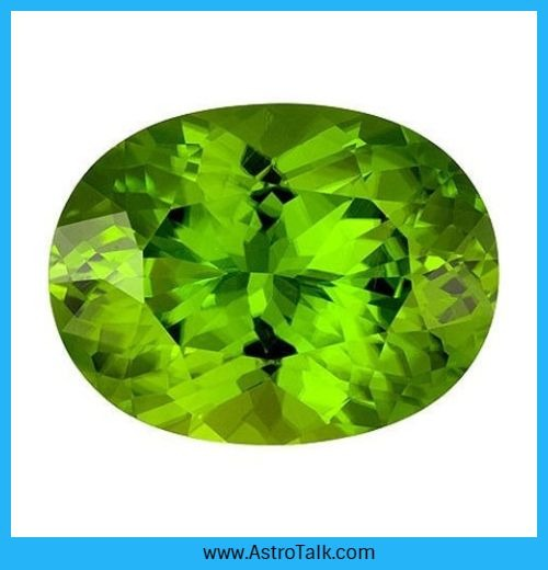 How to wear peridot Gemstone