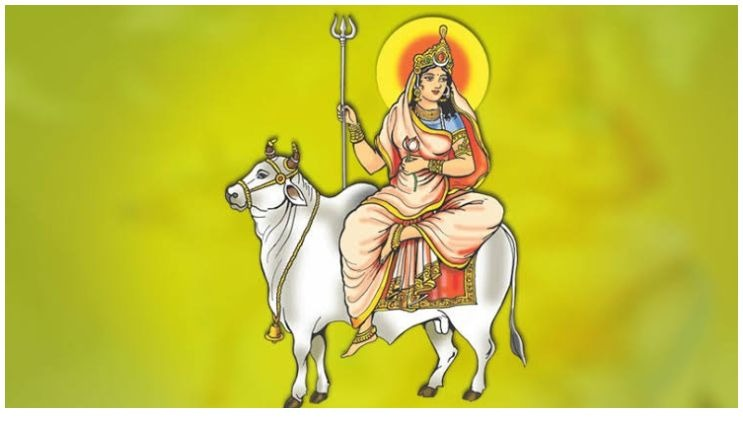 Goddess Shailputri