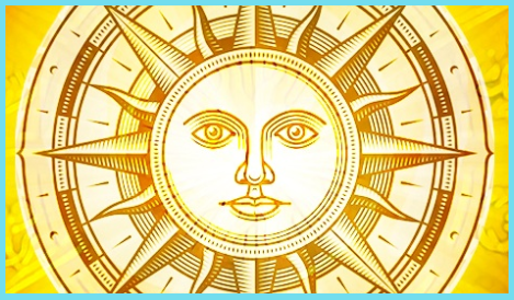 Sun sign in Birth chart