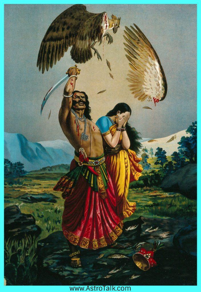 Jatayu From Ramayana