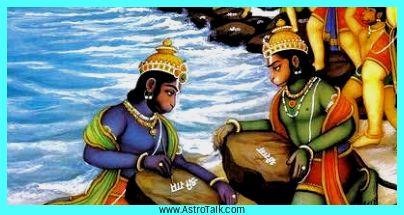 Nala neela from Ramayana