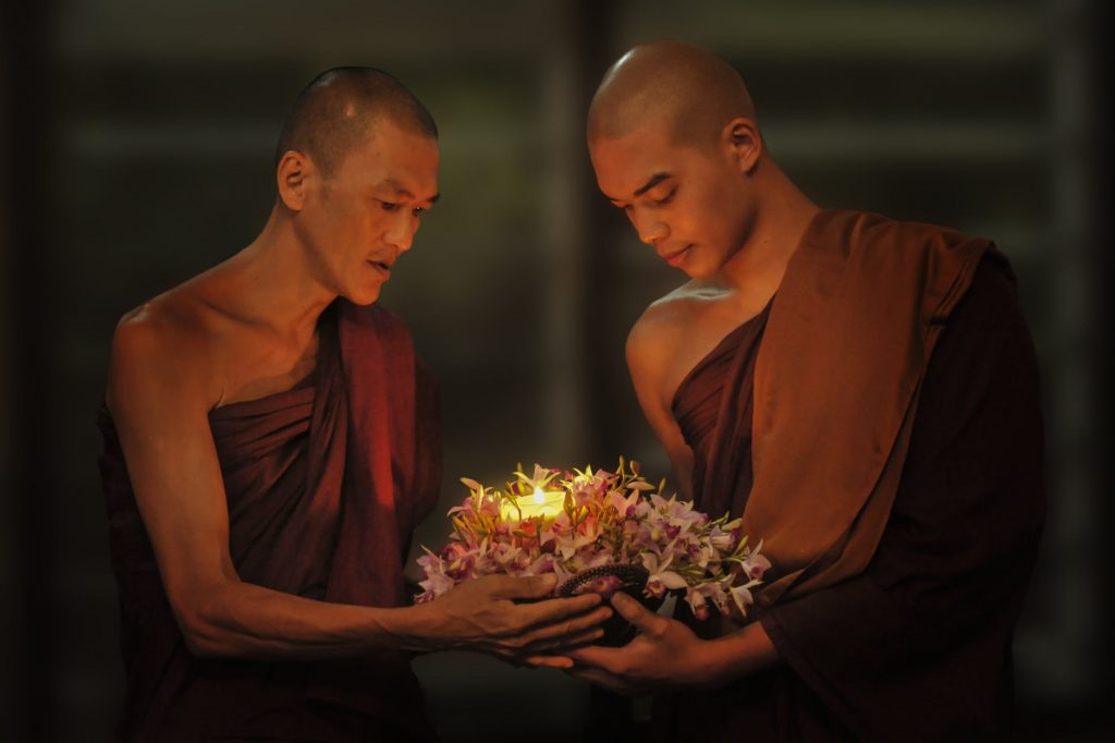 Buddha Devotees