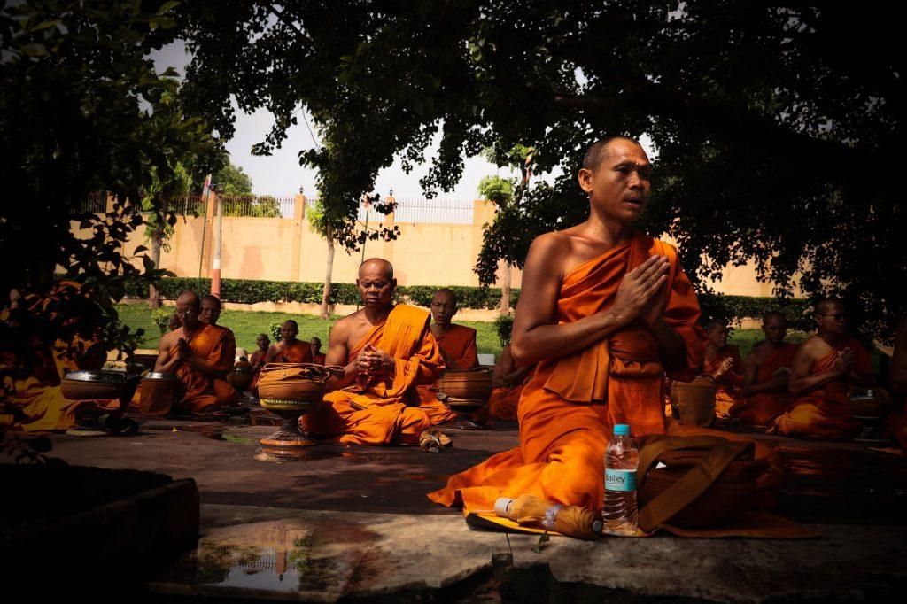 Prayers on Buddha Purnima