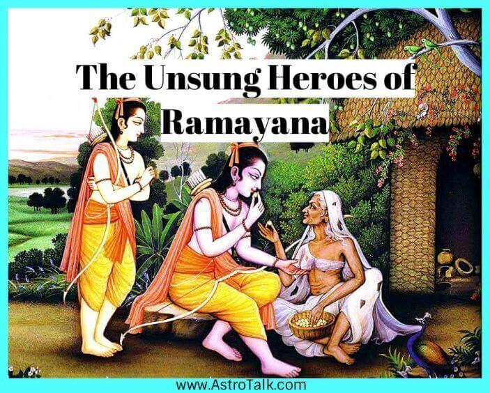 The Unsung Heroes Of Ramayana