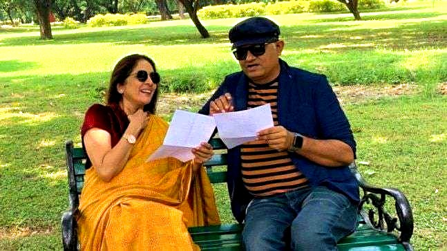 Neena Gupta and Gajraj Rao