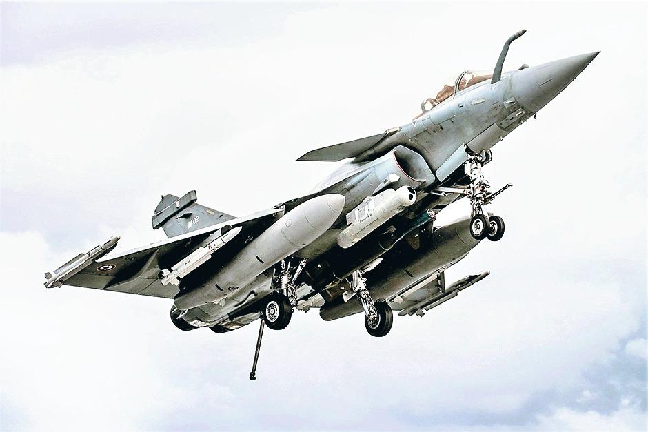 Aircraft Dassault Raf