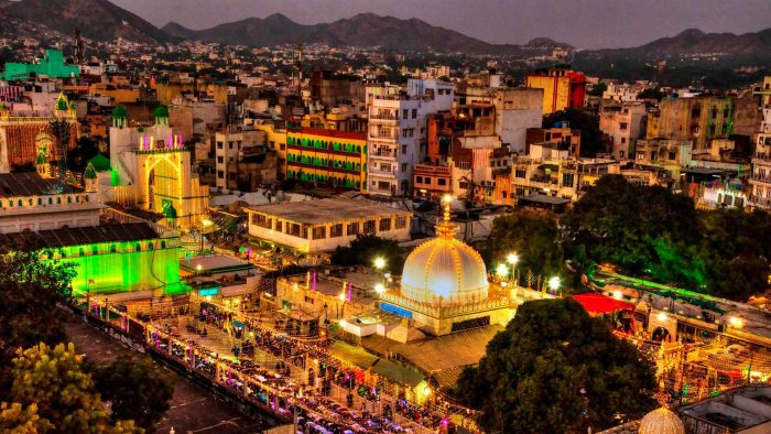 The ajmer dargah