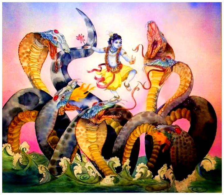 Nataraj Dance of Krishna