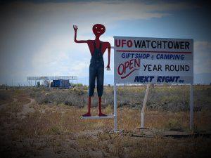 UFO Watchtower