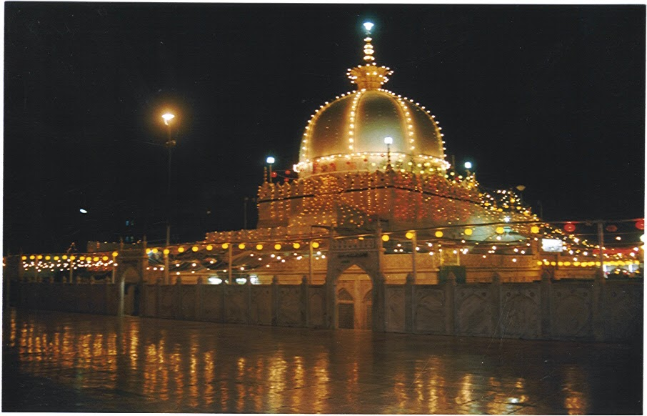 Dargah lightings