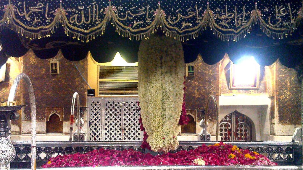 significance of dargah