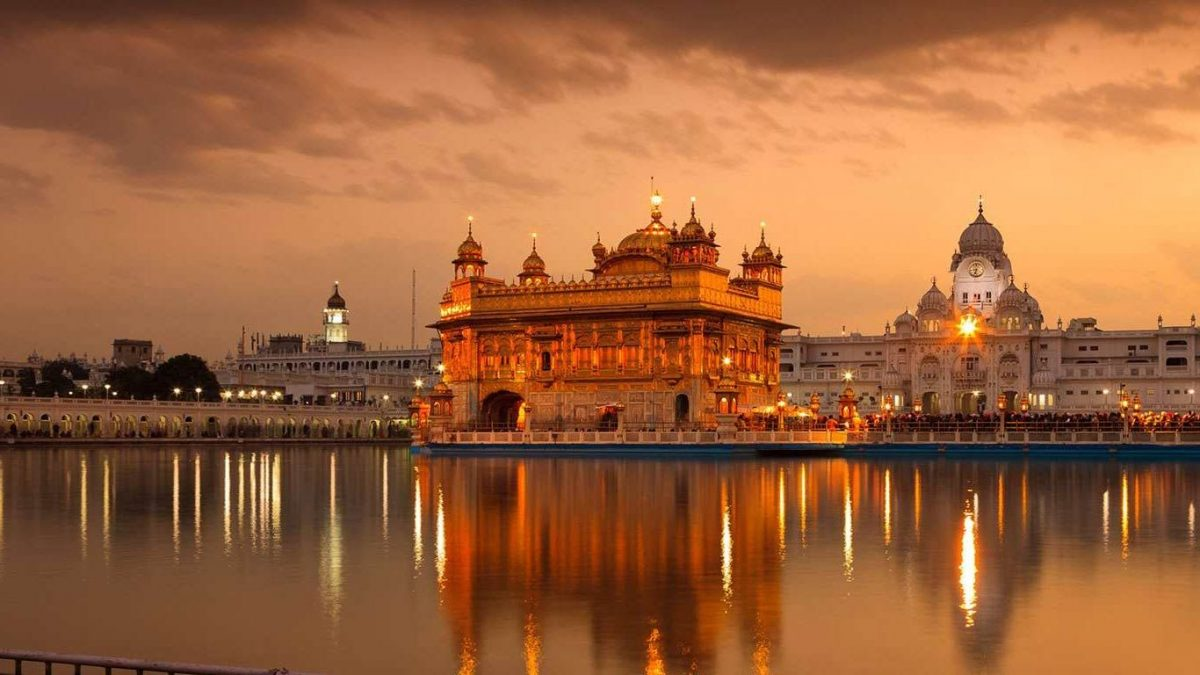 Is Golden Temple Made of Real Gold?