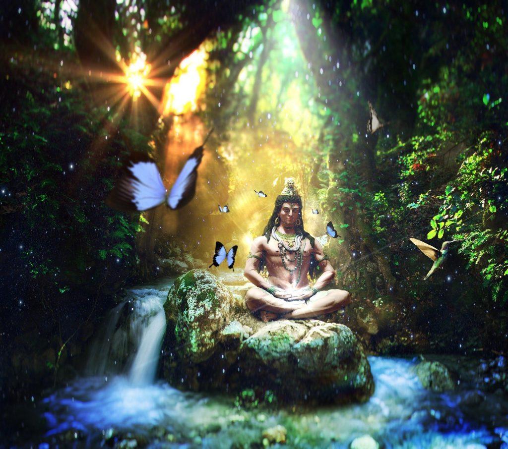 Rudra Abhishek Puja Lord Shiva and Rudra Avatar
