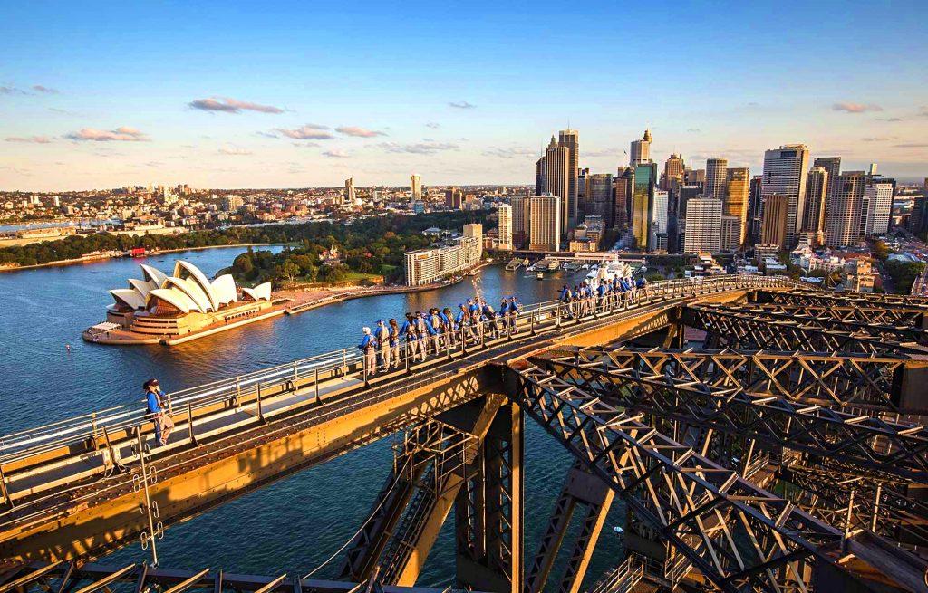 Bridge Climb, 3 Cumberland Street, the Rocks, Sydney, Australia skywalks