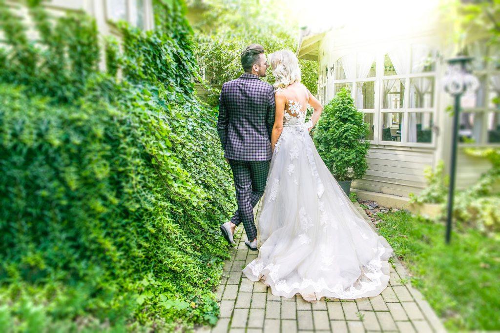 Green Vibe Wedding