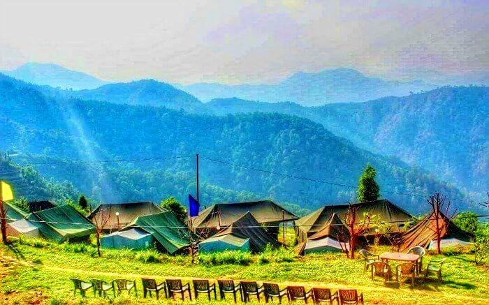 Trip to Kanatal