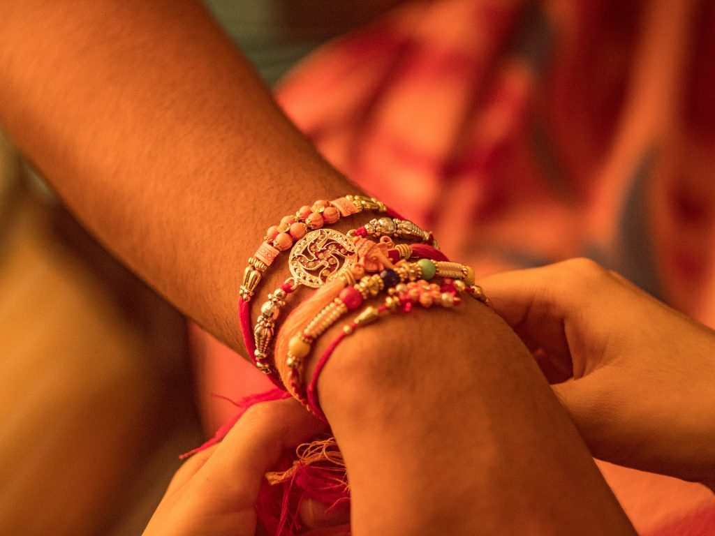 The reason behind the Celebration of Rakshabandhan