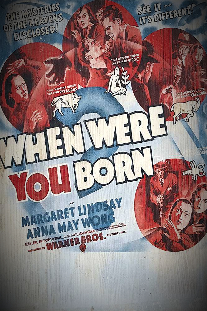 When were you born: Astrological Movies