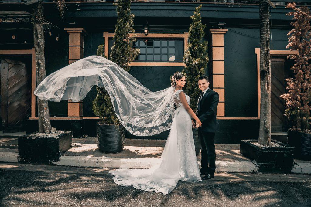 Fancy City Style wedding trend