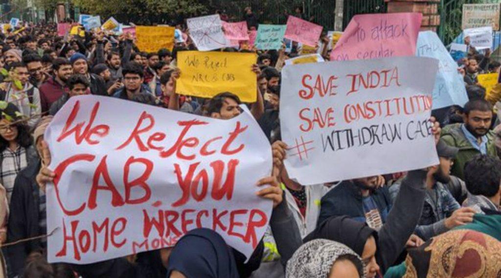 protests over citizenship amendment bill