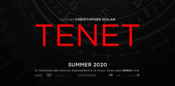 TENET MOVIE