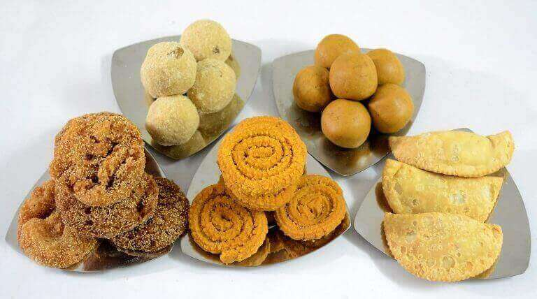 Best Food for Hartalika Teej