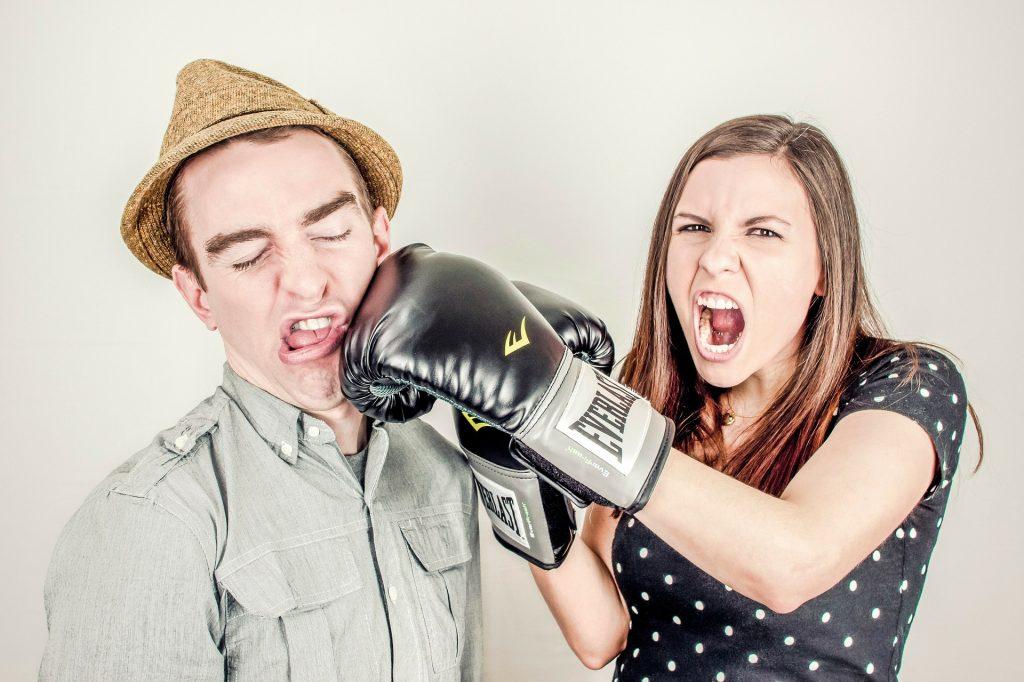 Dispute in Marriage