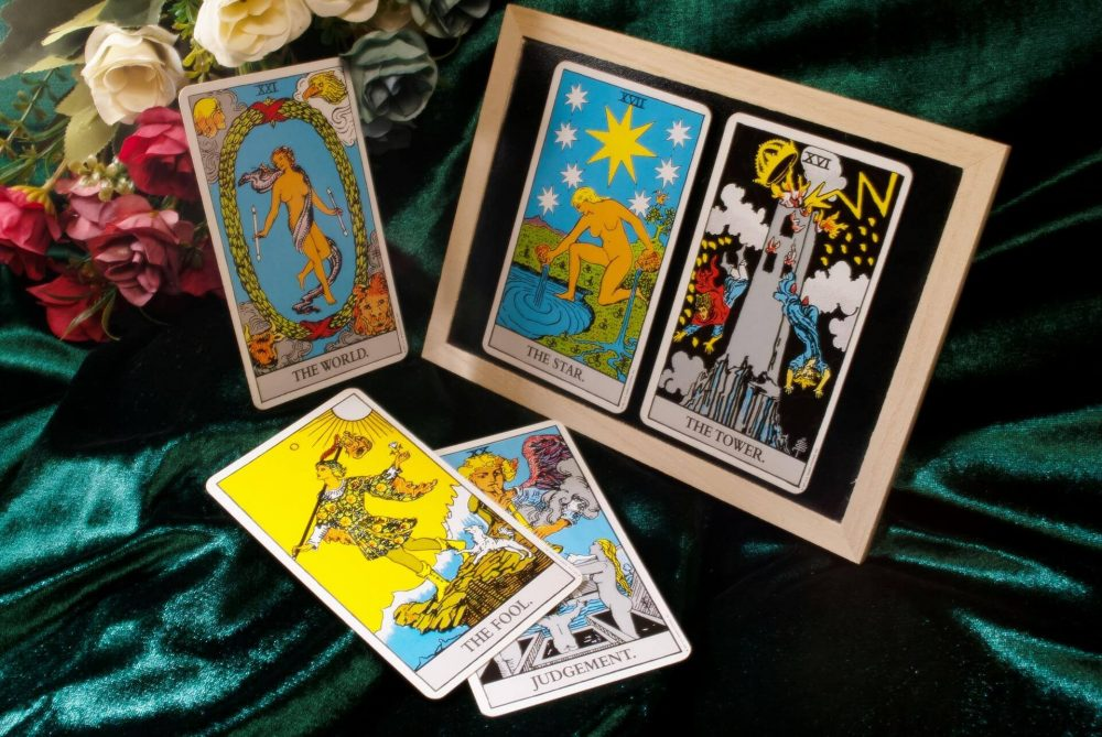 Divine Connection Between Tarot Cards & The Sole Purpose Of Your Life