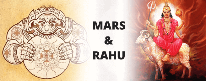 Effect of Combination of Rahu and Mars in Different Houses