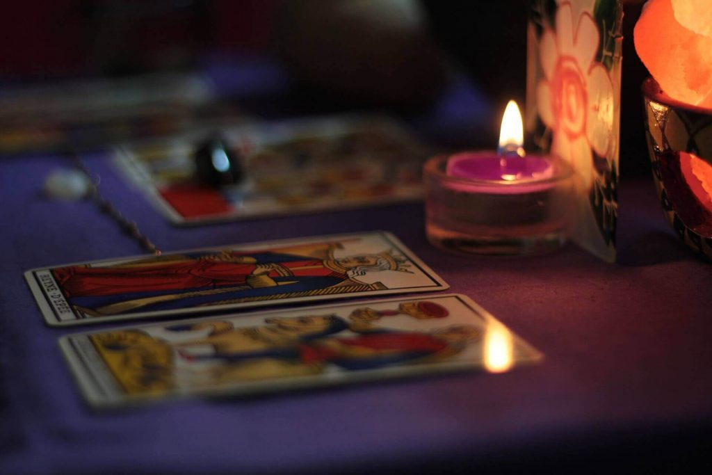 The mystery of Tarot Cards