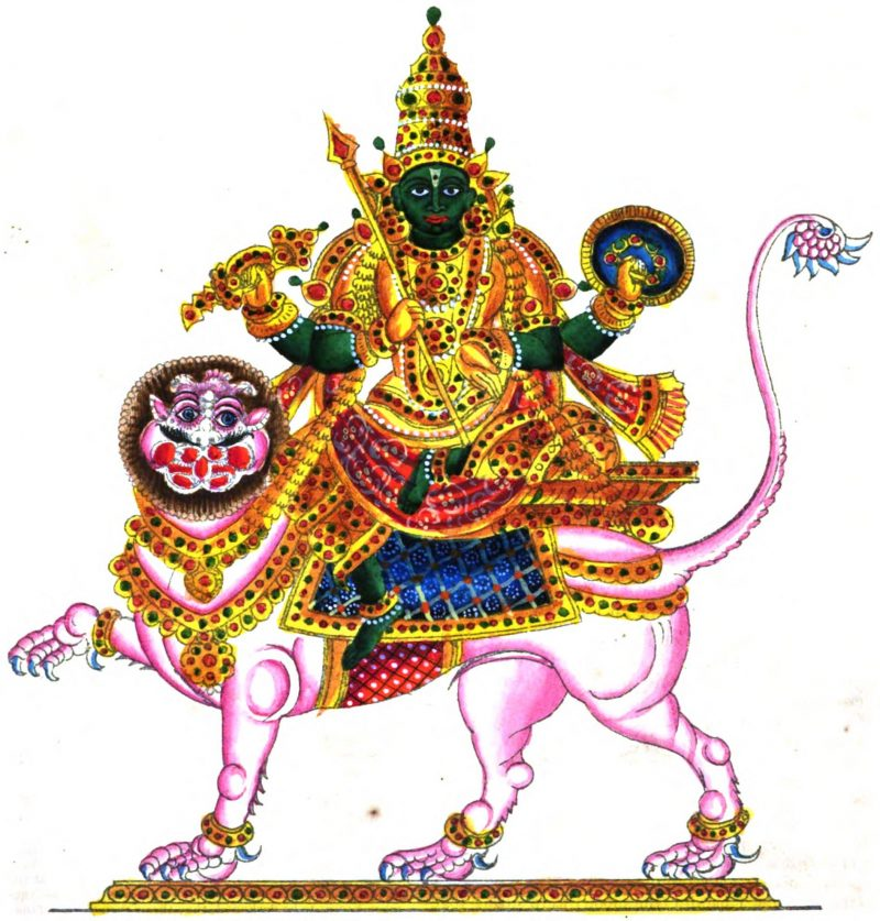 Rahu- Effects and Remedies to Combat it