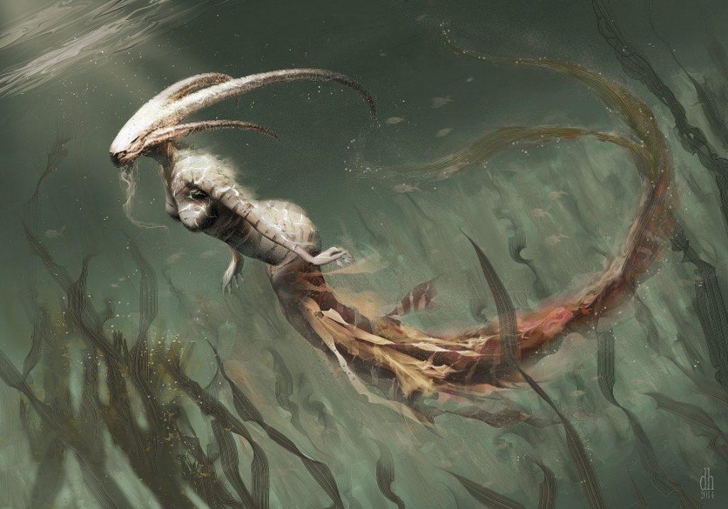 Leviathan Capricorn