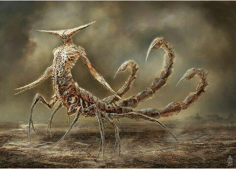 Black Scorpio Zodiac