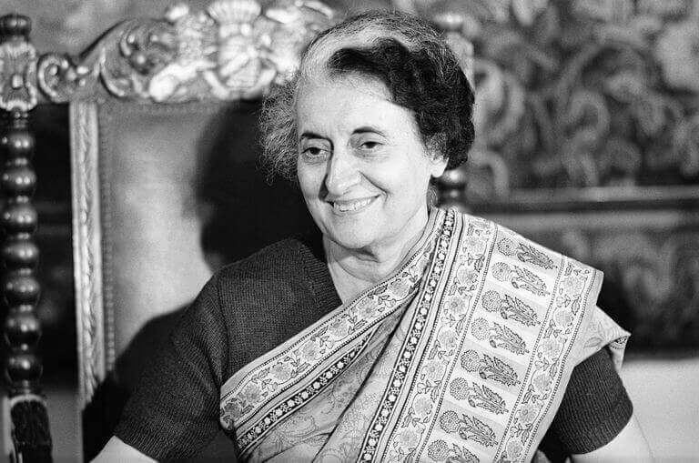 Powerful leaders zodiac Indira Gandhi