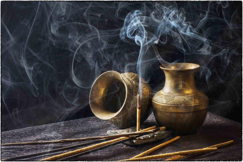 Santan Goapl Puja incense