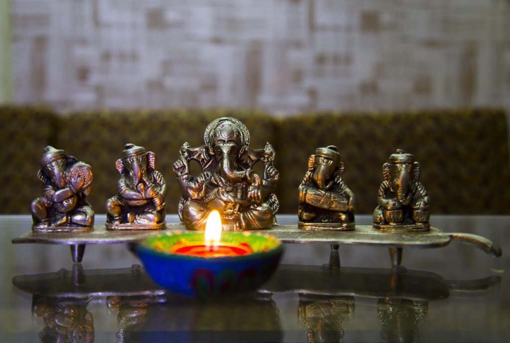 Satyanarayan Puja  Gnaesha