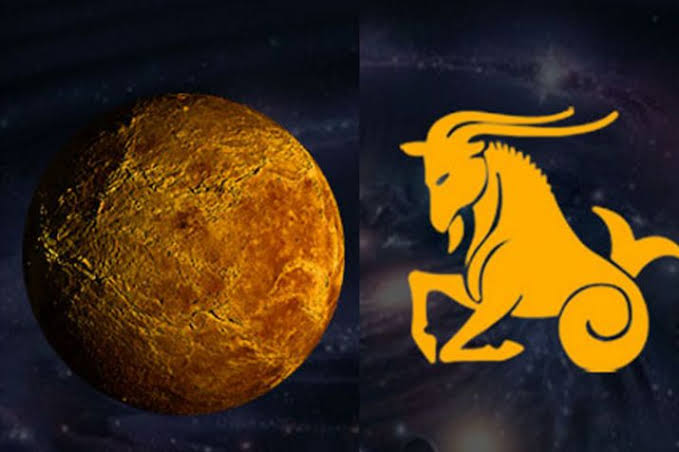 Mercury and Capricorn