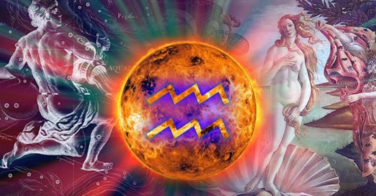 Venus Transit Aquarius 2020