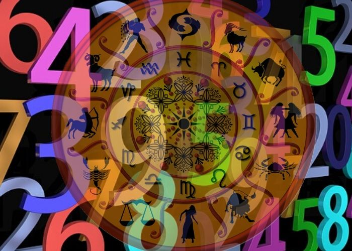 Numbers and astrology