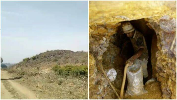 Sonbhadra goldmines