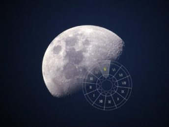 Moon in Fifth House
