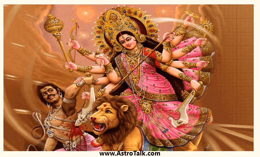 Origin of Navratri Festival