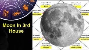 Moon in Third House