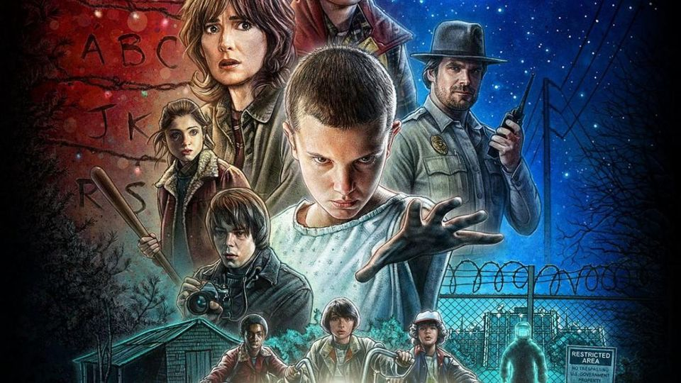 'Stranger Things' Character as zodiac signs
