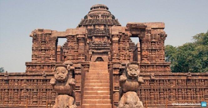कोर्णाक मंदिर -भारत की एक अलौकिक विरासत