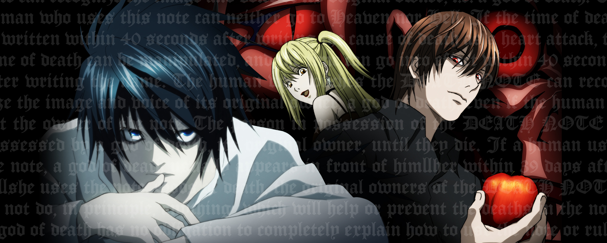 Death Note – Which Character Are You According To Your Zodiac Sign